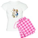 ALICE & THE WHITE QUEEN Women's Light Pajamas