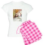 MAD HATTER'S TEA PARTY Women's Light Pajamas