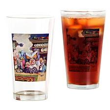 IN THE DUCHESS' KITCHEN Drinking Glass