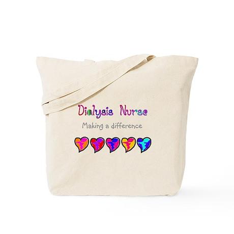 Dialysis III Tote Bag