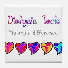 Dialysis III Tile Coaster