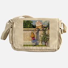 ALICE & HUMPTY DUMPTY Messenger Bag