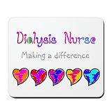 Dialysis nurse Classic Mousepad