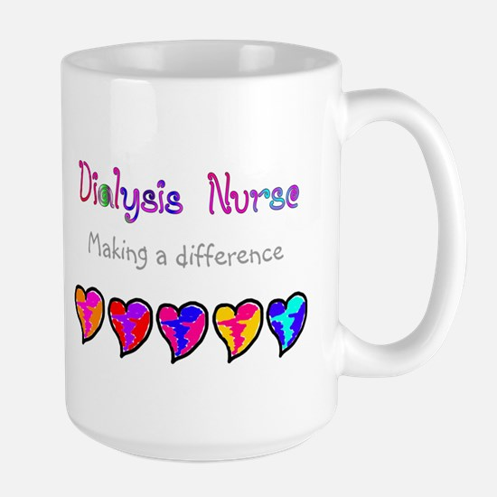 Dialysis III Large Mug