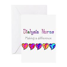 Dialysis III Greeting Card