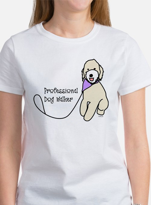 Professional Dog Walker Tee