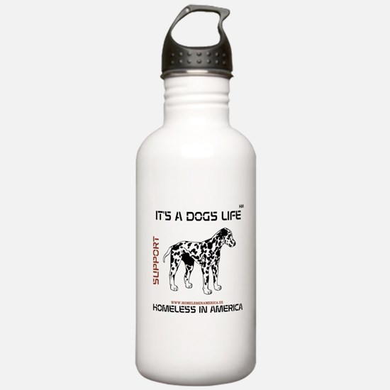 HIA Dogs Life design Water Bottle