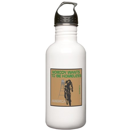 HIA Bicycle design Stainless Water Bottle 1.0L