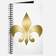 Gold Fleur Journal