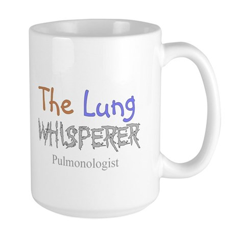 Whisperer Professions Large Mug