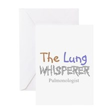 Whisperer Professions Greeting Card