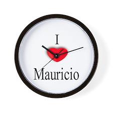 Mauricio Wall Clock