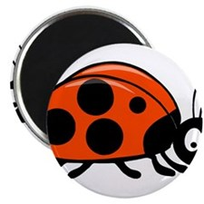 "Lady Bug 2.25"" Magnet (10 pack)"