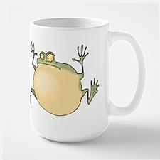 Pot-Belly Frog Mug