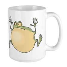 Pot-Belly Frog Mug