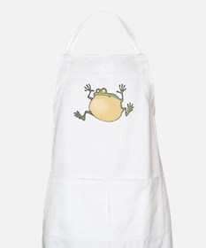 Pot-Belly Frog Apron
