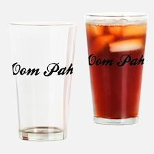 Oom Pah Drinking Glass