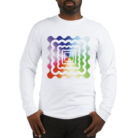 A Splash of Tye Dye Long Sleeve T-Shirt