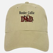 Border Collie Dad Baseball Baseball Cap
