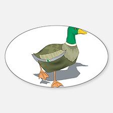 Mallard Wood Duck Decal