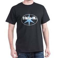 Ship It. Black T-Shirt