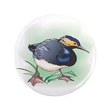 "Sand Piper Bird 3.5"" Button"