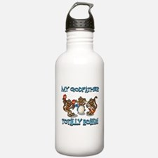 My God father totally rocks Water Bottle