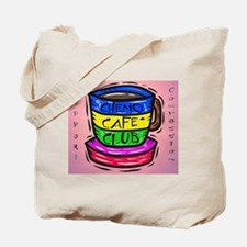 Chemo Cafe Club Tote Bag #5