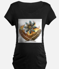 Native Feathers T-Shirt