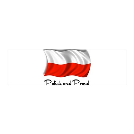 Polish and Proud 21x7 Wall Peel