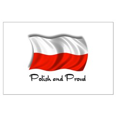 Polish and Proud Posters
