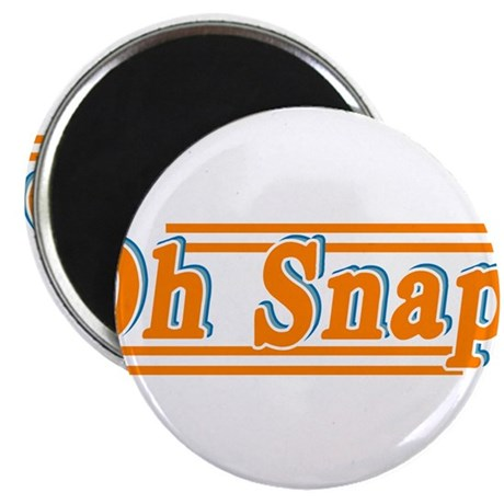 """Oh Snap 2.25"""" Magnet (100 pack)"""