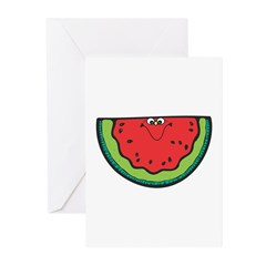 Happy Little Watermelon Greeting Cards (Pk of 20)