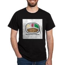 The Bachelor's Dinner (tv din T-Shirt