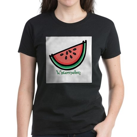 Watermelon Women's Dark T-Shirt