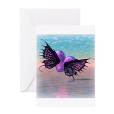 Fairy Heart Greeting Card