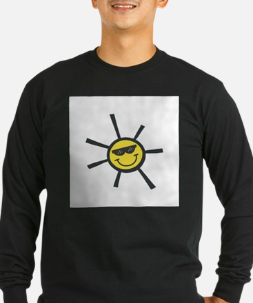 Sun Smiley in Shades T