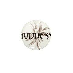 Goddess Mini Button (100 pack)