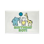 Birthday Boy Rectangle Magnet (100 pack)