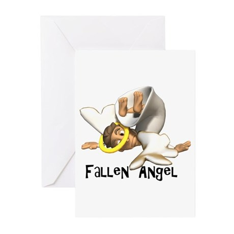 Fallen Angel Greeting Cards (Pk of 20)