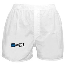 Boxers or Briefs? Boxer Shorts