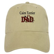 Cairn Terrier Dad Baseball Cap