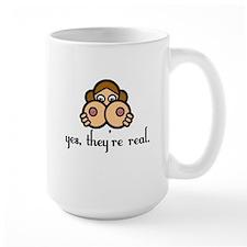 Real Boobs Mug