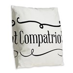 Peace, Love, Porties Clutch Bag