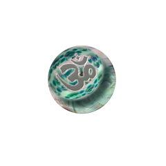 Mystic Ohm/Om Mini Button (100 pack)