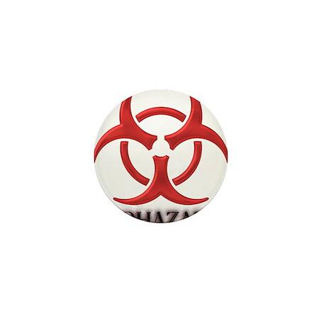BIOHAZARD Mini Button (100 pack)