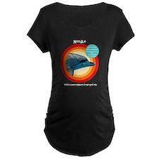 Noodle Maternity T-Shirt