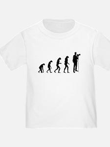 Evolution photographer T