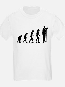 Evolution photographer T-Shirt