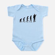 Evolution photographer Infant Bodysuit